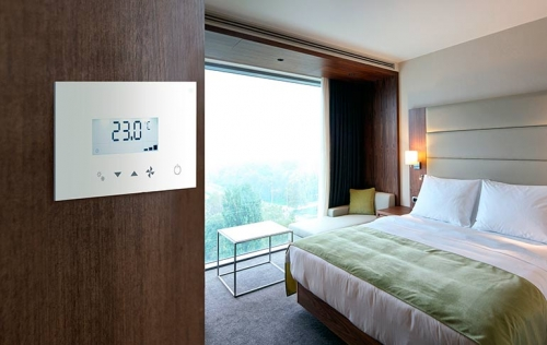 Panasonic-Touch-Hotel-Room-Control
